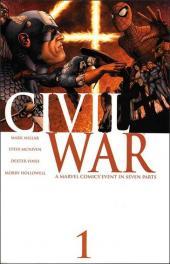 Civil War (2006) -1- Civil War Part 1