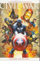 Civil War - Tome 1VC