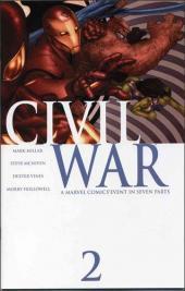 Civil War (2006) -2- Civil War Part 2