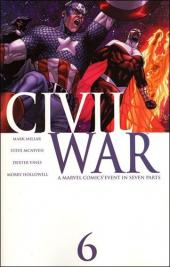 Civil War (2006) -6- Civil War Part 6