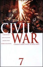 Civil War (2006) -7- Civil War Part 7