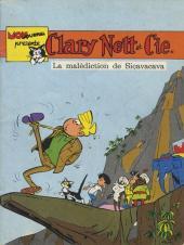 Clary Nett et Cie -4- La malédiction de Siçavacava