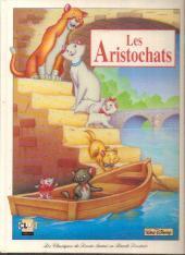 Les classiques du dessin animé en bande dessinée -11- Les Aristochats