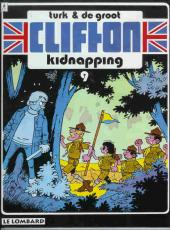 Clifton -9a- Kidnapping