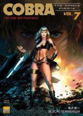 Cobra - The Space Pirate (Taifu Comics) -7- On the Battlefield