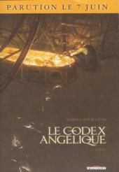 Le codex Angélique -1HC- Izaël