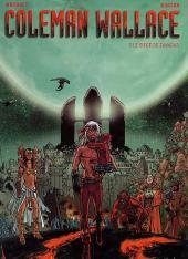Coleman Wallace -2- Le siège de Zanadar