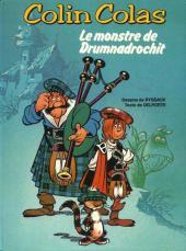 Colin Colas -4'- Le Monstre de Drumnadrochit