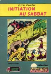 Psychose (Collection) -5- Initiation au sabbat (Il est minuit...)
