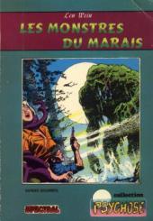 Psychose (Collection) -6- Les monstres du marais (Spectral)