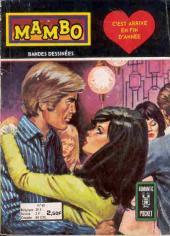Mambo (Arédit, Romantic Pocket) -40- C'est arrivé en fin d'année