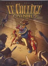 Le collège invisible -1a04- Cancrus Supremus