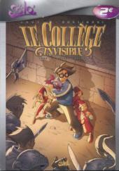 Le collège invisible -1Solo- Cancrus Supremus