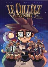 Le collège invisible -4- Duelum magickum