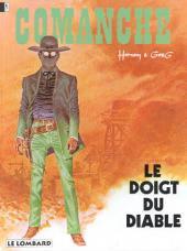 Comanche -7c1993- Le doigt du diable