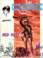 Comanche -1a76- Red Dust