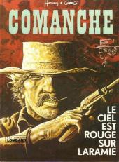 Comanche -4- Le ciel est rouge sur Laramie