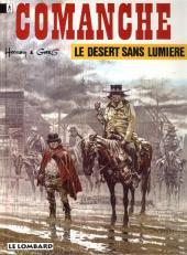 Comanche -5c1994- Le désert sans lumière