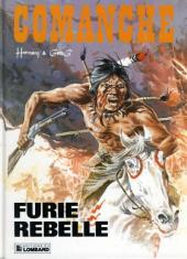 Comanche -6c1989- Furie rebelle