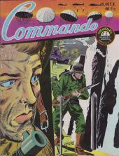Commando (1re série - Artima) -3- Colline bazooka
