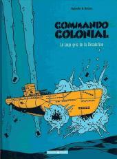 Commando colonial -2- Le Loup gris de la Désolation
