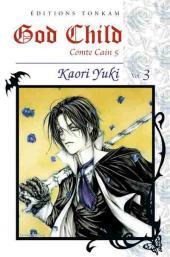 Comte Cain / Comte Cain - God Child -53- God Child vol. 3