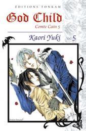 Comte Cain / Comte Cain - God Child -55- God Child vol. 5