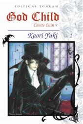 Comte Cain / Comte Cain - God Child -51- God Child vol. 1