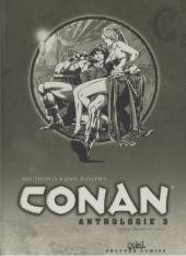 Conan anthologie -3- Conan anthologie 3 (Savage Sword of Conan)
