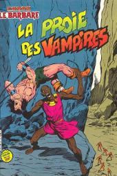 Conan le barbare (1re série - Aredit - Artima Marvel Color) -17- La proie des vampires