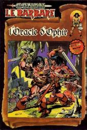 Conan le barbare (1re série - Aredit - Artima Marvel Color) -5- L'oracle d'Ophir