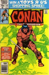 Conan the Barbarian Vol 1 (Marvel - 1970) -115- A war of wizards