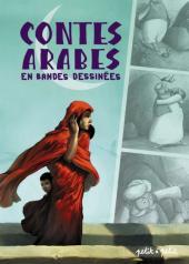 Contes du monde en bandes dessinées - Contes arabes en bandes dessinées