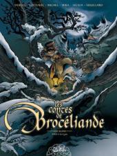 Les contes de Brocéliande -2- Livre second: Polbik le korrigan