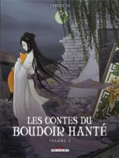Les contes du boudoir hanté -2- Volume 2