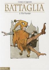 Contes et Légendes (Battaglia) -2a2007- Thyl l'espiègle