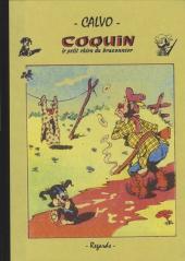 Coquin -5- Le petit chien du braconnier