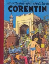 Corentin (Cuvelier) -1c1982 TL- Les extraordinaires aventures de Corentin