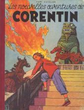 Corentin (Cuvelier) -2b1982- Les nouvelles aventures de Corentin