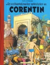 Corentin (Cuvelier) -1+2- Les extraordinaires aventures de Corentin / Les nouvelles aventures de Corentin