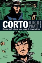 Corto (Casterman chronologique) -16- Concert en O mineur pour harpe et nitroglycérine