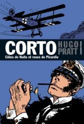 Corto (Casterman chronologique) -18- Côtes de Nuits et roses de Picardie