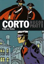 Corto (Casterman chronologique) -25- Fable de Venise