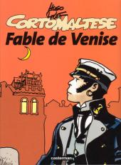 Corto Maltese -7b2001- Fable de Venise