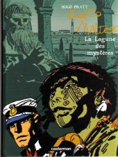 Corto Maltese (Couleur format normal) -12b09- La lagune des mystères