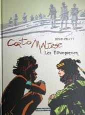 Corto Maltese (Couleur Format Normal) -14a- Les Éthiopiques