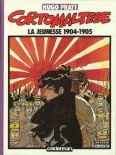 Corto Maltese (Couleur Format Normal) -1a- La jeunesse 1904-1905
