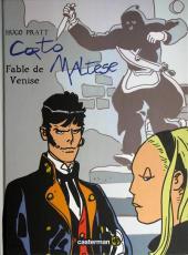 Corto Maltese (Couleur Format Normal) -8a- Fable de Venise