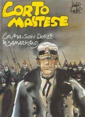 Corto Maltese (France Loisirs) -8- La maison dorée de Samarkand