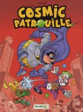 Cosmic Patrouille -2- Tome 2